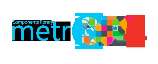 Metro 4 for React
